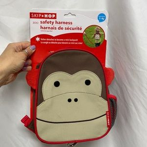 Skip Hop Monkey Safety Harness Ages 1-4y